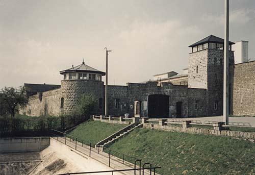 Mauthausen utifrån
