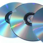dvd - eller cdskivor