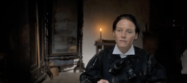 Laura Birn som Helene Schjerfbeck