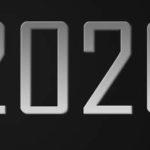"""År 2020 skrivet med samma font som katastroffilmen """"2012"""""""