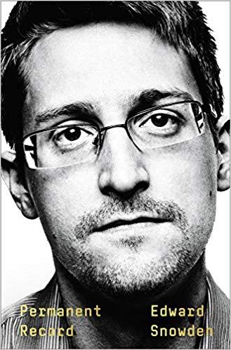"""Snowdens bok """"Permanent Record"""""""